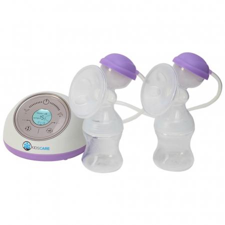 Pompa de san electrica dubla Kidscare KC1064