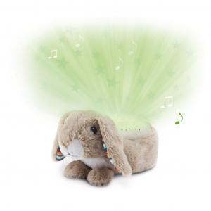 Proiector sau Lampa de Veghe Muzicala Iepurasul Ruby - Zazu Kids [3]