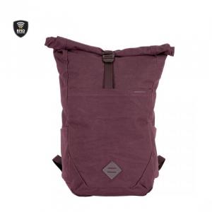 Rucsac cu Protectie RFID Kibo Purple 25l - Lifeventure [0]
