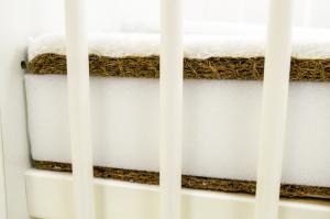 Saltea Fibra Cocos MyKids Bumbacel 120x60x11 (cm) [4]