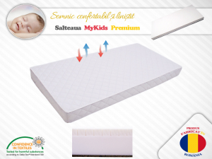 Saltea MyKids Premium 120x60x10 (cm) [0]