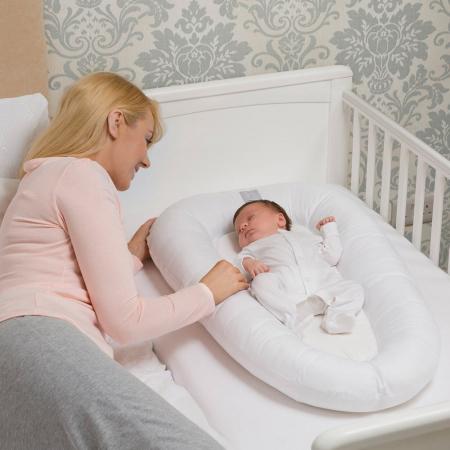 Salteluta bebelusi pentru dormit Clevamama5