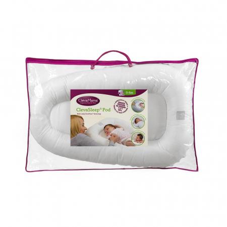 Salteluta bebelusi pentru dormit Clevamama1