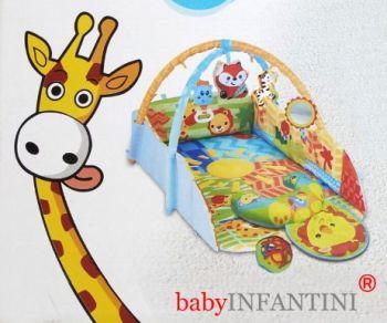 Salteluta de activitati Jungle - babyINFANTINI2