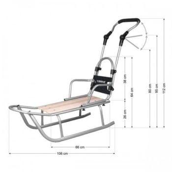 Sanie Rider Plus - Baby Dreams1