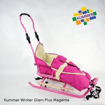 Saniuta Kummer Winter Glam Plus0