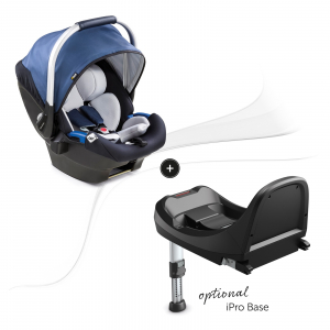 Scaun Auto 0-13 kg iPro Baby - Hauck [12]