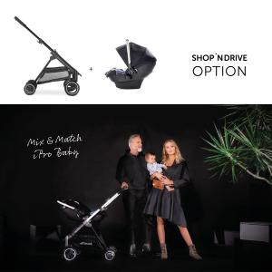 Scaun Auto 0-13 kg iPro Baby Set - Hauck [23]