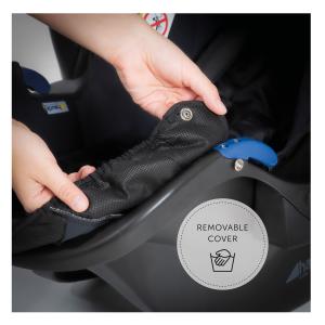 Scaun Auto 0-13 kg si Baza Comfort Fix Set - Hauck [8]