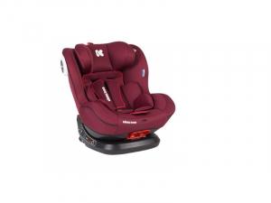 Scaun auto 0-25 kg Twister Red cu Isofix - Kikka Boo [6]