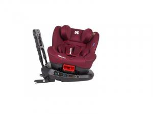 Scaun auto 0-25 kg Twister Red cu Isofix - Kikka Boo [0]