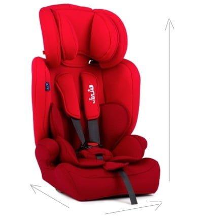 Scaun auto 9-36 kg Safe Rider - Juju [13]