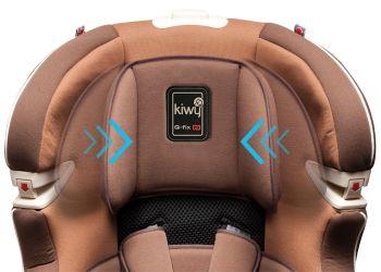 Scaun auto copii cu isofix SLF123 Kiwy4