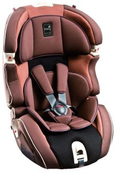 Scaun auto copii cu isofix SLF123 Kiwy0
