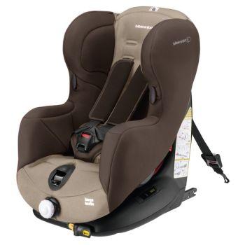Scaun auto copii Iseos Isofix 9-18 kg - Bebe Confort cu husa vara cadou0