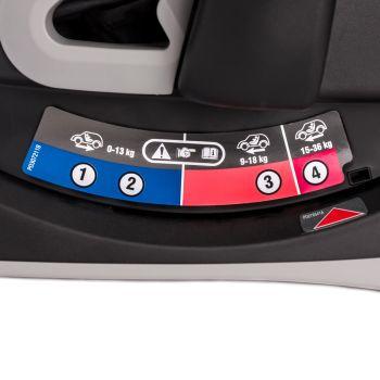 Scaun Auto Milestone 0-36 kg Blush - Graco