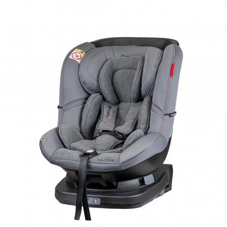 Scaun auto Millo rotativ 360 grade cu ISOFIX 0-18 kg Coletto3