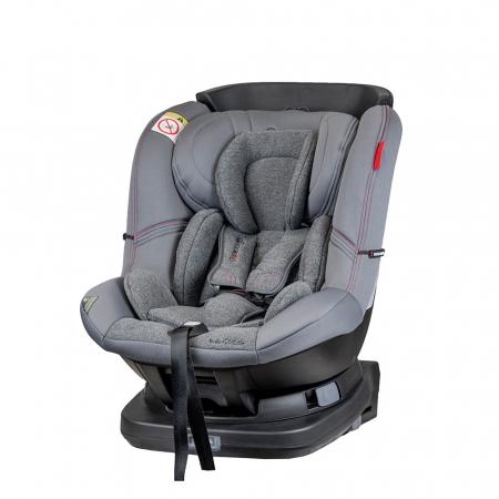 Scaun auto Millo rotativ 360 grade cu ISOFIX 0-18 kg Coletto2