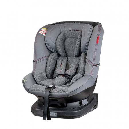 Scaun auto Millo rotativ 360 grade cu ISOFIX 0-18 kg Coletto0