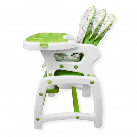 Scaun masa copii multifunctional Eat & Play - Juju [3]