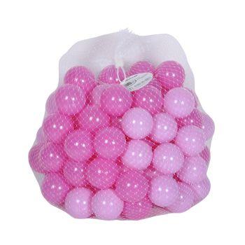 Set 200 bile Pink Girl - Knorrtoys1