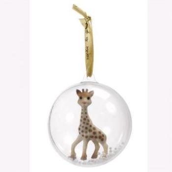 Set cadou Primul meu Craciun Girafa Sophie [2]