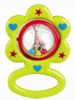 Set cadou saculet Vulli Girafa Sophie2