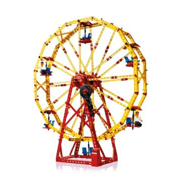 Set constructie ADVANCED Super Fun Park - 3 modele - Fischertechnik9