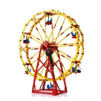 Set constructie ADVANCED Super Fun Park - 3 modele - Fischertechnik0