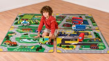 Set Covoare Town&Country Roads Kit for Kids [2]