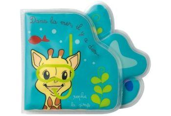 Set pentru baita Girafa Sophie6