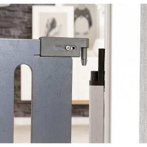 Sistem de instalare rapida EasyFix pentru porti de siguranta extensibile DesignLine, aluminiu, Reer 46051 [2]