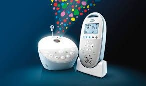 Sistem DECT de monitorizare copii SCD580 - Philips Avent2
