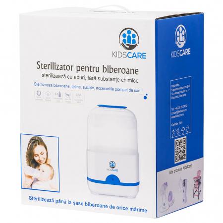 Sterilizator electric pentru 6 biberoane KidsCare KC1083