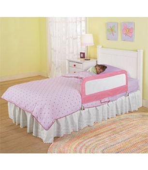 Summer Infant - Protectie pliabila pentru pat Pink0
