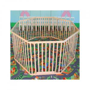 Tarc de joaca pliabil din lemn - Mesterel [0]