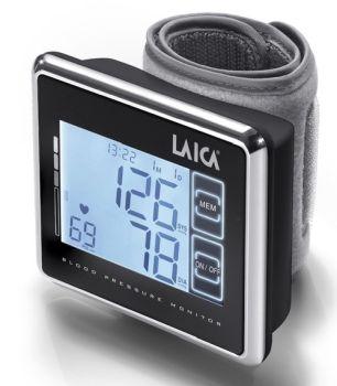 Tensiometru de incheietura Laica BM10030