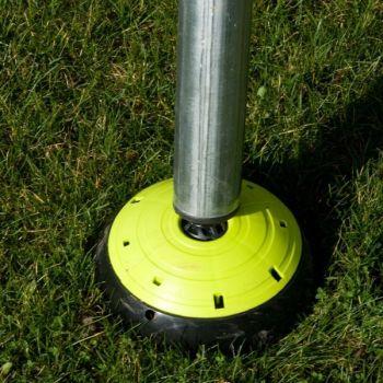 Trambulina copii 14ft TP Genius Octagonal SurroundSafe - TP Toys3
