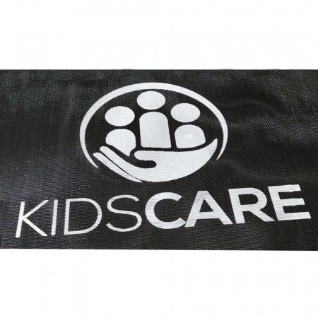 Trambulina KidsCare, cu scara si plasa de protectie, 244 cm1