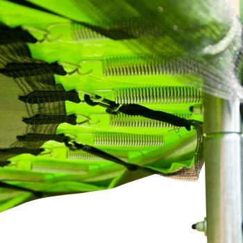 Trambulina set inSPORTline Froggy PRO 366 cm8