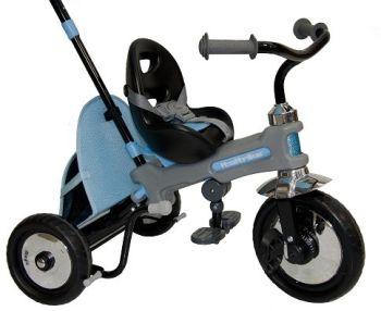 Tricicleta Azzuro albastra - Italtrike1