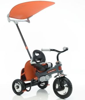 Tricicleta Azzuro rosie - Italtrike0