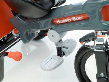 Tricicleta Azzuro rosie - Italtrike2