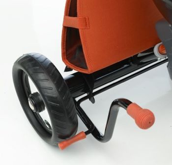 Tricicleta Azzuro rosie - Italtrike5