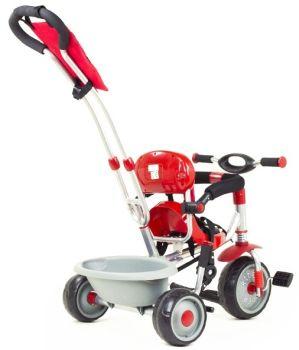 Tricicleta copii MyKids Rider A908-1 Rosu2