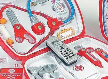 Trusa de doctor cu telefon mobil1
