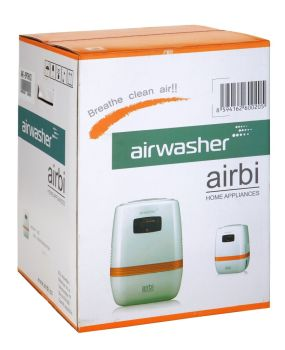 Umidificator si purificator de aer AirBi AIRWASHER BI32007