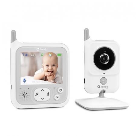 Video monitor Babyline 7.1 - Lionelo [5]