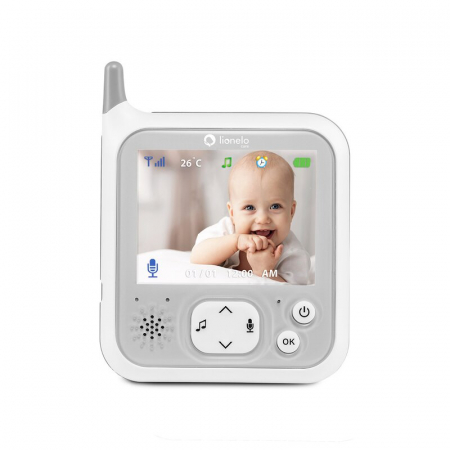 Video monitor Babyline 7.1 - Lionelo [15]