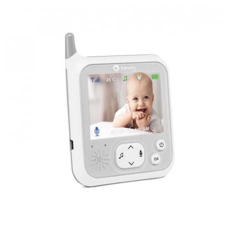 Video monitor Babyline 7.1 - Lionelo [6]